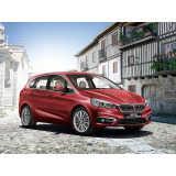 BMW、「2シリーズ アクティブ ツアラー」の特別限定車を日本で発売