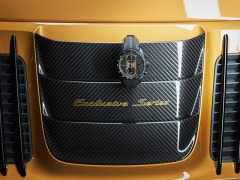 ポルシェ、手作業で製造する911 ターボ S「エクスクルーシブシリーズ」を発表