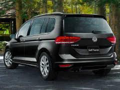 VW、「ゴルフ トゥーラン」、「シャラン」に特別仕様車「Tech Edition」を発売