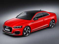 アウディ、ラリーモデルの流れをくむ新型「RS 5 Coupe」を日本で初公開