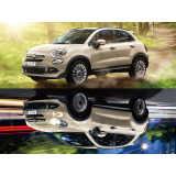 フィアット、SUV「500X」の特別限定車「500X ラウンジ」を発売