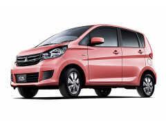 三菱、軽自動車「eKワゴンシリーズ」の一部仕様を変更