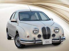 光岡自動車、「ビュート」にゴールドの特別限定車を追加
