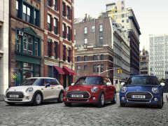 BMW、グループ誕生100周年記念モデルを「MINI」に設定