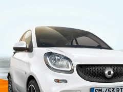 メルセデス・ベンツ、「スマート」の新型ガブリオなどターボ搭載3モデル発売