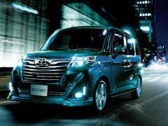 トヨタ、小型乗用車の新型モデル「ルーミー」、「タンク」を発売