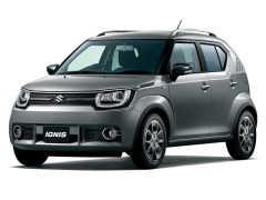 スズキ、コンパクトクロスオーバー「イグニス」の特別仕様車を発売