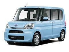 スバル、新型軽自動車「シフォン」「シフォン カスタム」発売