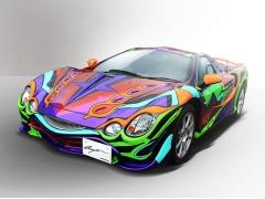 光岡自動車、1600万円のエヴァ仕様「オロチ」を限定1台で受注開始
