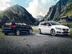 BMW、2シリーズの「アクティブ ツアラー」と「グラン ツアラー」にディーゼル+4WD搭載