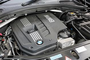 BMW X3 エンジン