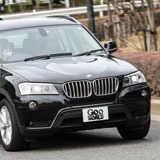 【気になる中古車試乗判定】BMW X3