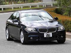 【気になる中古車試乗判定】BMW 523i
