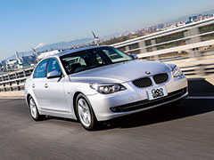 BMW 5����� ���ˤʤ���żֻ��Ƚ��