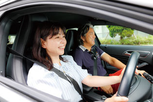 自動車ジャーナリスト(竹岡 圭・九島辰也)