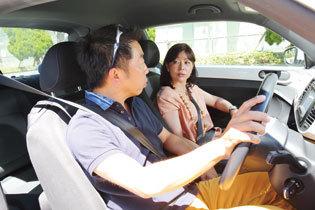 自動車ジャーナリスト(竹岡 圭・石井 昌道)