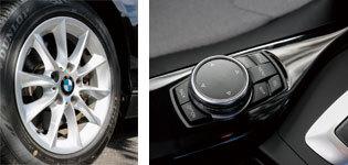 BMW 1シリーズ タイヤ・装備
