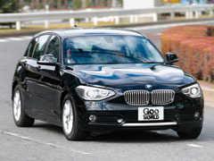 BMW 1シリーズ 気になる中古車試乗判定