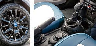MINI 5ドア タイヤ・装備