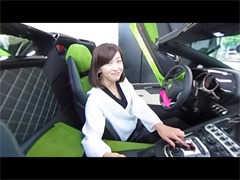 CAR美女ン Vol.7 ランボルギーニ アヴェンタドール ロードスター