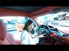 CAR美女ン Vol.9 フェラーリ 458イタリア