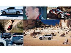 トヨタの社員が、世界5大陸を走破するビッグプロジェクト進行中