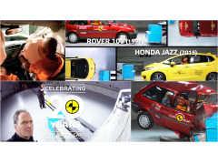 泣く子も黙るユーロNCAP20周年記念のローバー100とホンダ フィットの対決動画がヤバい