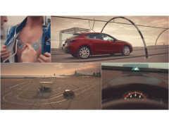恐怖!  電流イライラ棒で、マツダの車線逸脱警報システムを実験!?