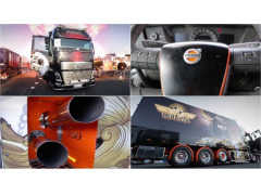 ボルボのトラック乗りが自慢の愛車を見せちゃいます!