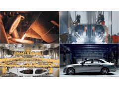 精度が半端ない メルセデス主力工場の生産現場をのぞいてみました!