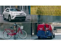 街中みんながカメレオン! しっかりと見分けるのはトヨタ RAV4だけ!?