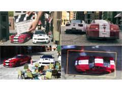 あまりにリアルで驚愕! フォード マスタングのラジコンカーが緊迫カーチェイス!?