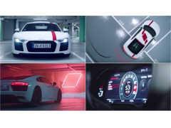世界限定999台! 最強マシン「R8」に、アウディ初の後輪駆動モデルが誕生!
