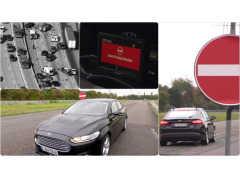 高速道路での危険な逆走を抑止! フォードの新たな取り組みとは?