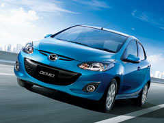 ONE MAKE MARKET RESEARCH MAZDA DEMIO