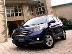 ONE MAKE MARKET RESEARCH HONDA CR-V