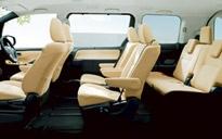 ハイルーフミニバンはバラエティに富んだシートスライド&アレンジ機構を備えたモデルが多い。