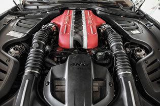 フェラーリ GTC4 ルッソ