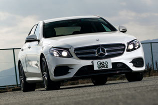 MERCEDES-BENZ E220d AVANTGARDE Sports