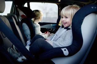 NEW GENERATION CHILD SEATS
