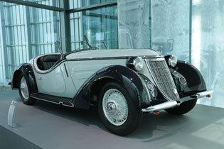 1938 Wanderer W25K