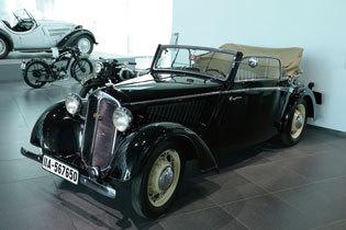 1938 Audi Type 920