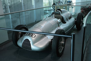 1939 Auto Union Grand-Prix-Rennwagen Type D