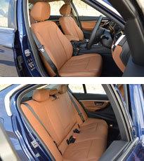 BMW 318i(インテリア)