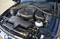BMW 318i(エンジン)