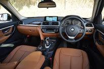 BMW 318i(コックピット)