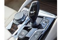 BMW 5シリーズ(コックピット2)