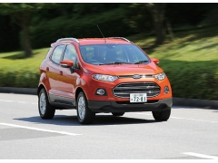 フォード エコスポーツ 試乗レポート