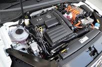 フォルクスワーゲン パサート GTE(エンジン)