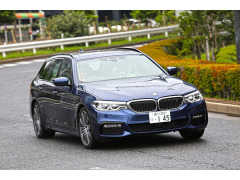 新型BMW 5シリーズツーリングは大人のための快速ワゴン【試乗レポート】